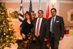 AHEPA Toronto Family Charity Christmas Dinner 2019