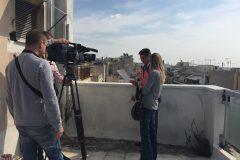 Antenna Satellite TV Ad Shoot 2017