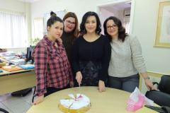 ATHENS OFFICE VASILOPITA CUTTING 2020