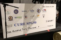 Cure SPG50 Fundraiser Lunch