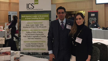 ICS proud Sponsor and Exhibitor of this year's Multicultural Canadian Fair